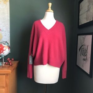 Nordstrom Signature Cashmere Sweater Size S